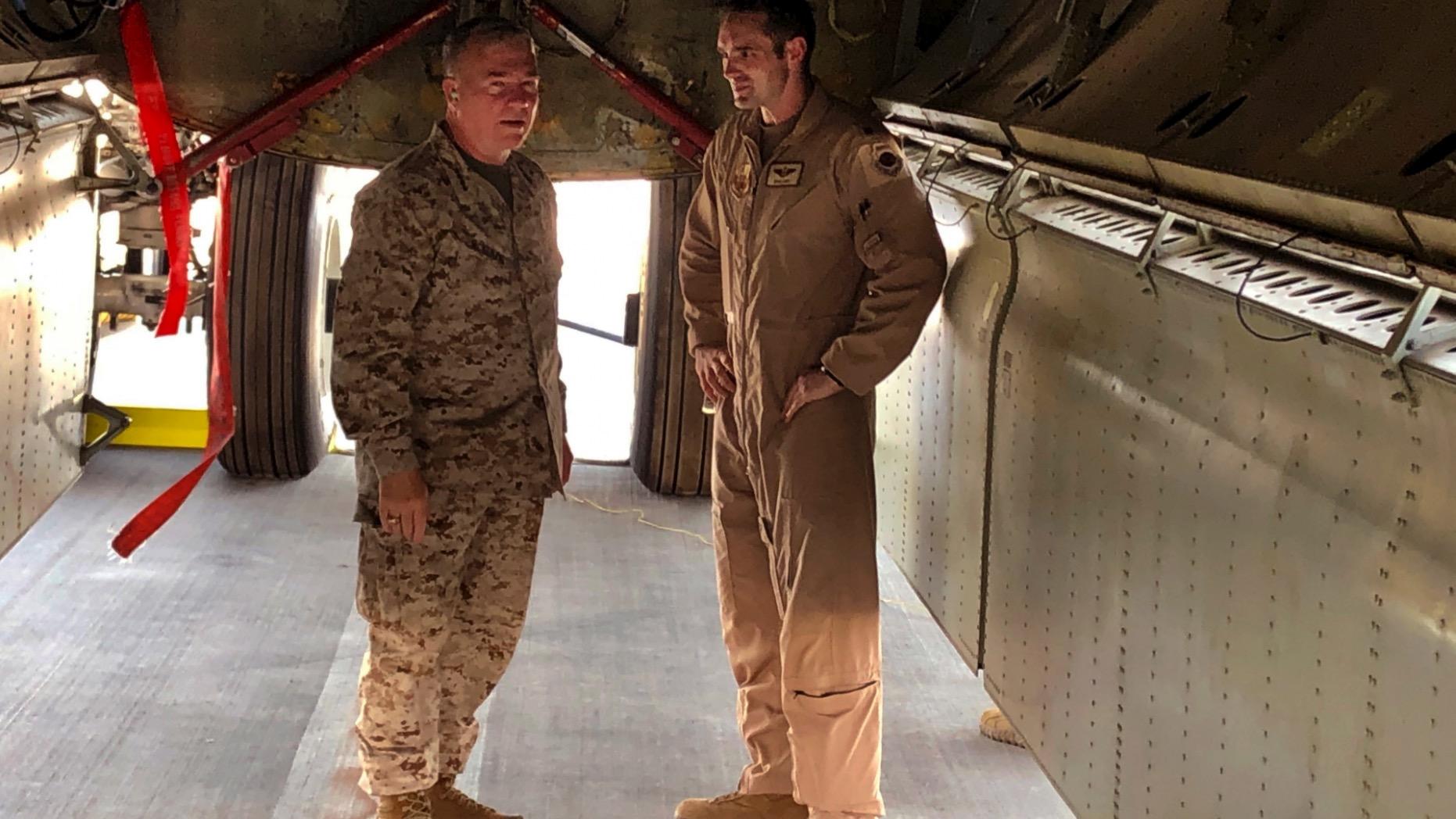 """被伊拉克下""""逐客令""""后,美高官赴伊访问缓和关系"""