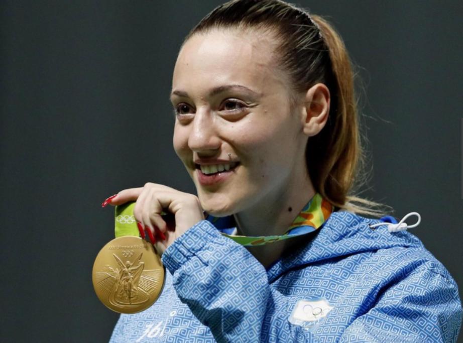 首次由女性担任!希腊美女任东京奥运圣火传递头号火炬手