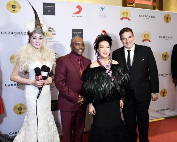 庆祝好莱坞奥斯卡颁奖典礼慈善晚宴在洛杉矶举行603.png