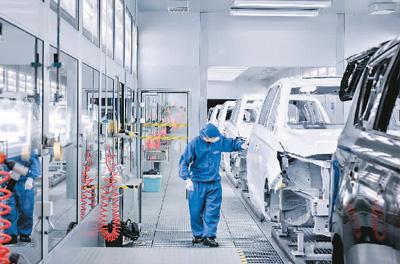 复工复产:中国企业忙起来