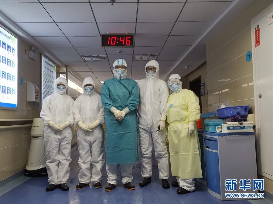 """(聚焦疫情防控·对口支援19省份在奋战·图文互动)(3)跨越3000里的""""天使组合""""——天津对口支援恩施州抗击疫情纪实"""