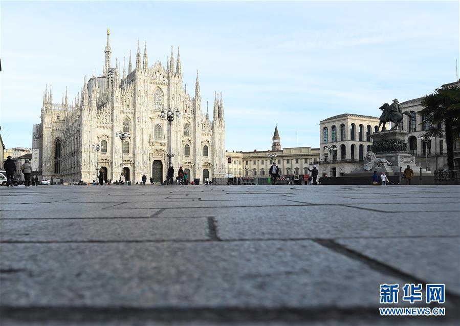 (国际疫情)(15)意大利新冠肺炎确诊病例升至10149例