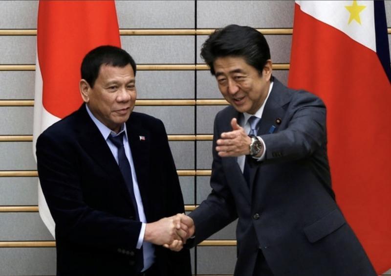 海外网评:日本敲定首个军售大单,对象为何是菲律宾