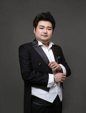 孙鑫,旅欧青年男高音歌唱家