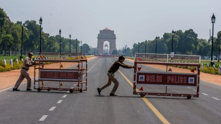 印度开始实施全国封锁(GETTY IMAGES).jpg