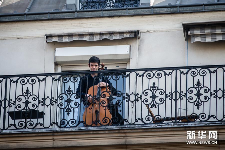 """(国际疫情)(4)巴黎:音乐不""""禁足"""""""
