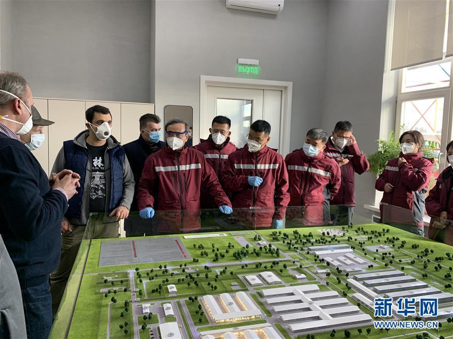 (国际)中国抗疫医疗专家组在莫斯科与俄专家交流经验