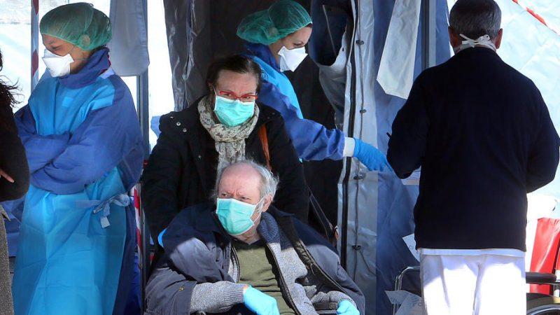 全球疫情继续蔓延:美国新冠肺炎确诊超103万例,死亡人数和死亡率均超过越战
