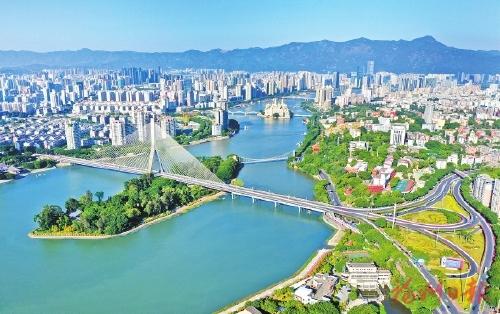 绘就生态文明的福州新画卷