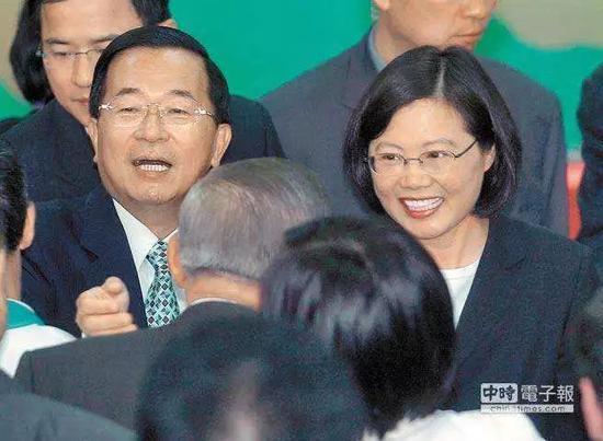 1-陈水扁与蔡英文 中时电子报.jpg