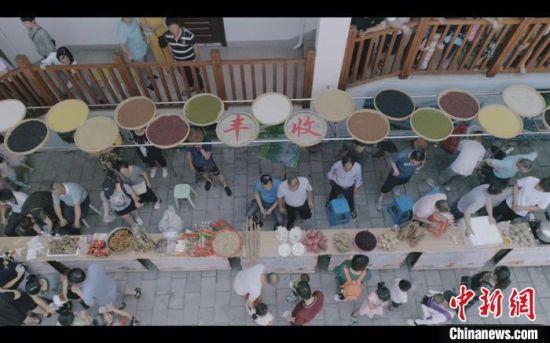 大田县第三届油茶旅游文化节同期开幕。钟欣摄