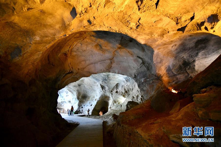 (图文互动)(6)聆听18万年前的远古回声——福建万寿岩遗址保护纪实