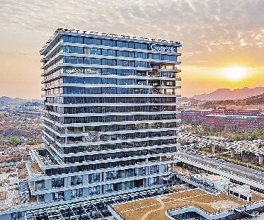 歌尔在青岛设立的全球研发中心。 刘 栋 摄.jpg