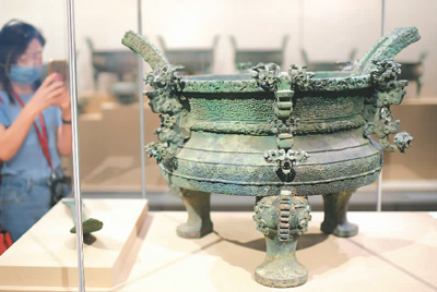 展示中华传统文化奠基史