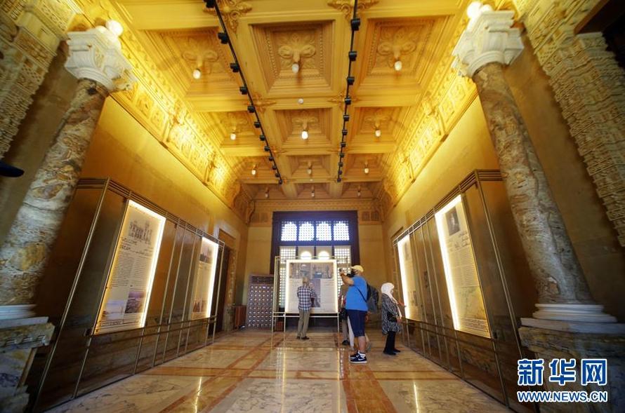 """埃及""""印度宫""""重新向公众开放"""