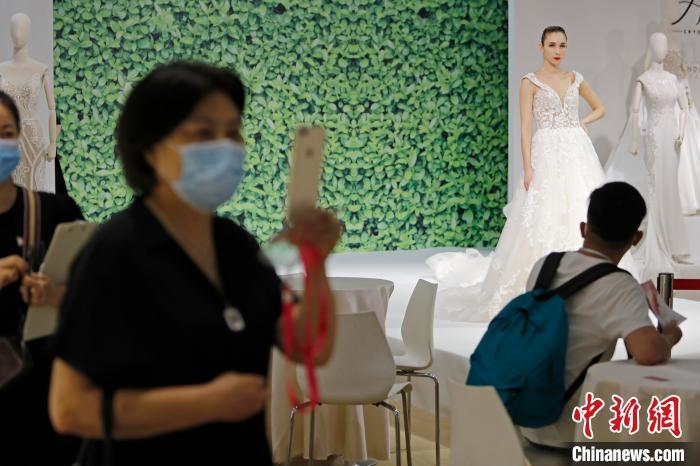 """上海会展业按下""""重启键"""" 为行业复商复市注入元气"""