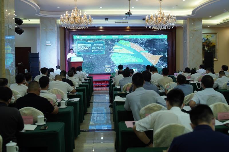 广州南沙召开明珠湾智慧用电宣讲