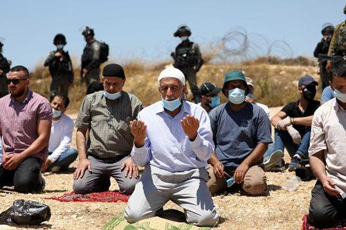 """海外网评:阿联酋与以色列建交,在中东投下""""震撼弹""""_英国新闻_英国华人网"""