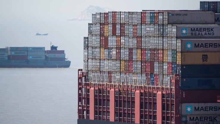 """海外网评:经贸合作仍是中美关系""""粘合剂""""_英国新闻_英国华人网"""