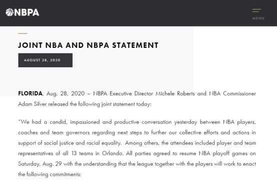 """海外网深一度:被扣上""""政治组织""""的帽子,NBA过去48小时经历了什么?1608.png"""