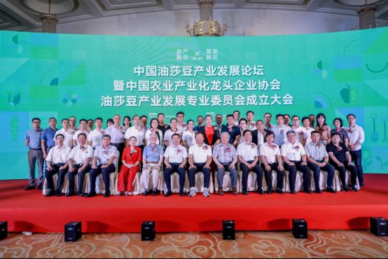 中国农业产业化龙头企业协会油莎豆产业发展专业委员会成立 - 艺术中心 - 海外网