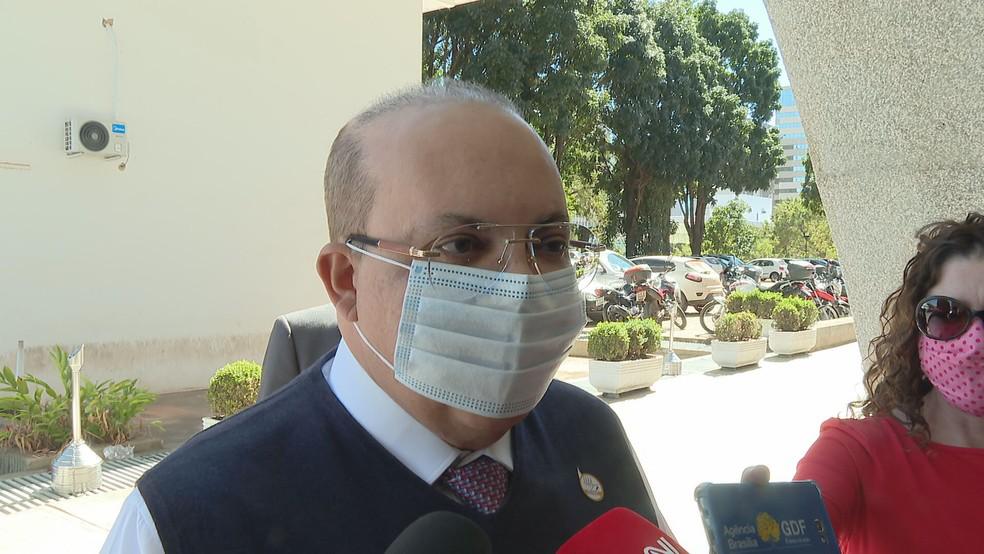 巴西首都联邦区区长确诊新冠肺炎 - 资讯 - 海外网