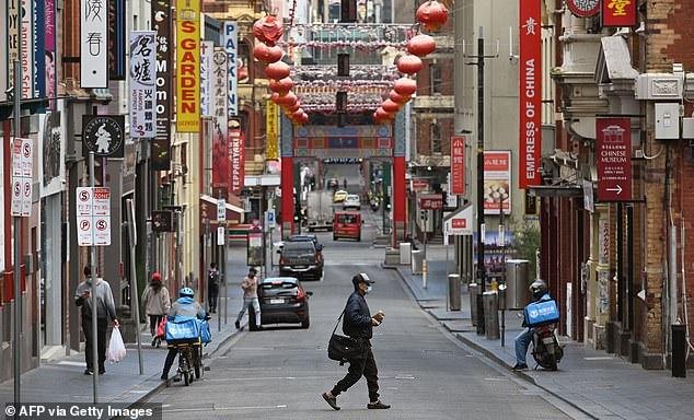 又是种族歧视!澳大利亚中国商铺被塞恶毒信件 市长痛斥 - 原创 - 海外网