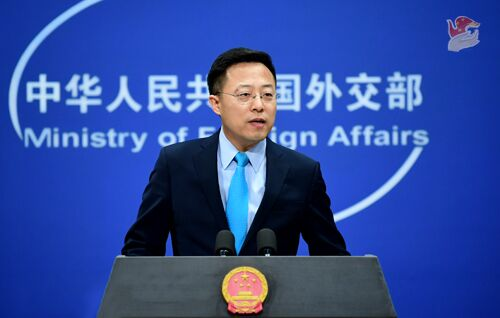 """澳方宣称中方采取""""人质外交""""极端手段,外交部驳斥 - 资讯 - 海外网"""