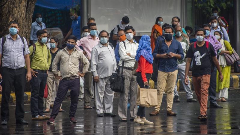 一文读懂全球疫情:全球累计确诊逾2828万例 专家警告印度疫情进入更危险阶段 - 原创 - 海外网