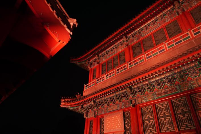 """当国粹遇见颐和园,这样过节很""""中国"""""""