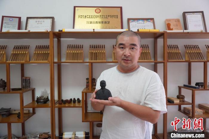 福州制香手艺人的守望:让品香重新走进寻常人家