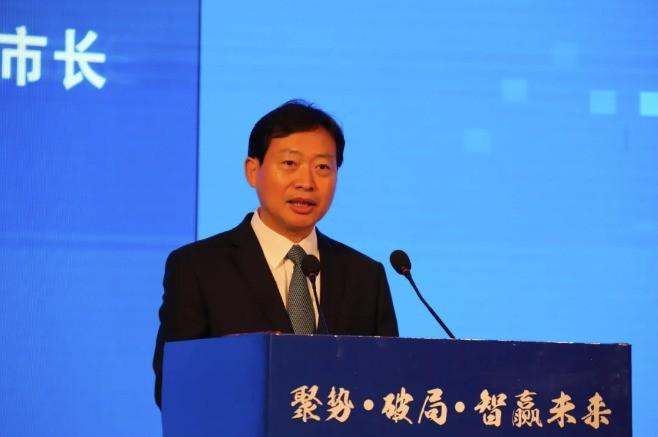 """""""聚势·破局·智赢未来""""2020年中国农产品批发市场行业年会在湖北宜昌开幕 图2"""