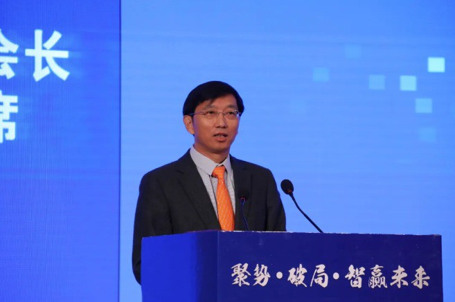 """""""聚势·破局·智赢未来""""2020年中国农产品批发市场行业年会在湖北宜昌开幕 图5"""