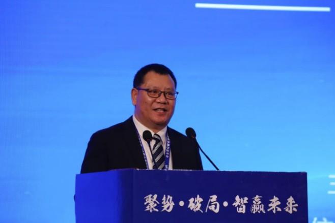 """""""聚势·破局·智赢未来""""2020年中国农产品批发市场行业年会在湖北宜昌开幕 图8"""