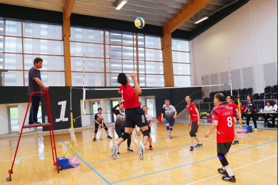 澳大利亚气排球2020年度总决赛在悉尼开幕-海外网1078.png