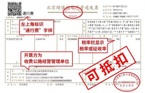 一文看懂ETC新用户如何开发票