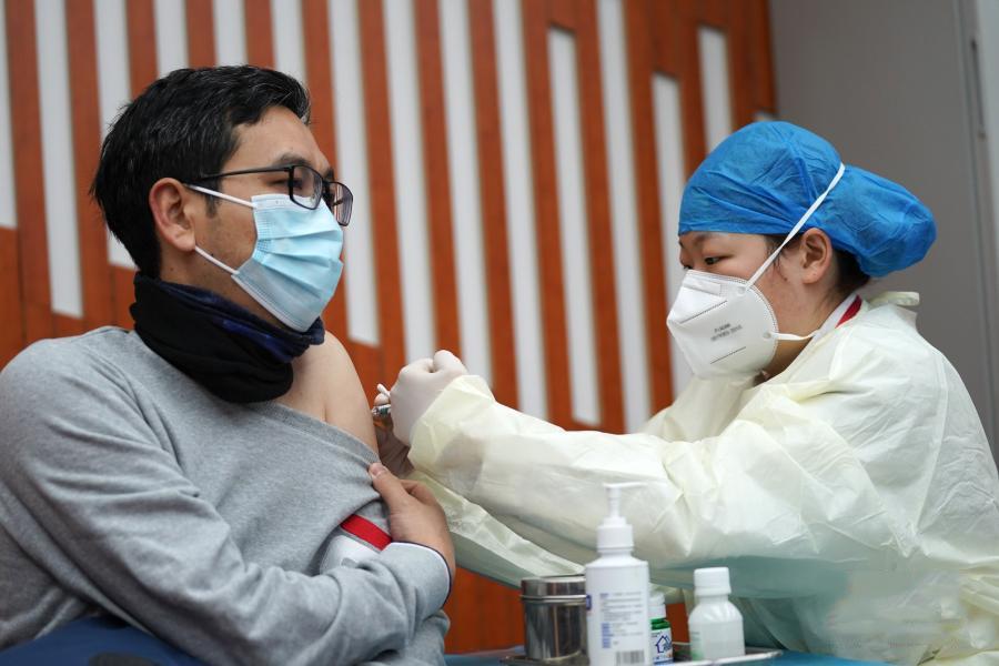 北京东城:持续推进新冠疫苗有序接种
