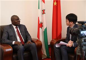 布隆迪驻华大使:马丁·姆巴祖穆蒂马