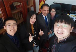 """这个""""新年礼物""""不一般!斯里兰卡驻华大使感谢中国"""