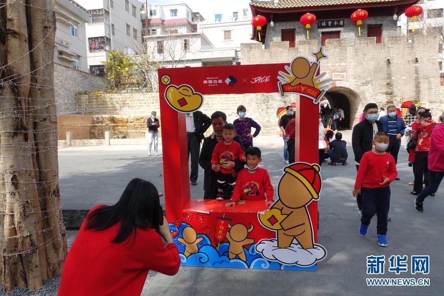 古建筑活化给深圳春节添加文化味
