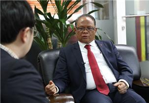 东帝汶驻华大使:阿布朗·多斯·桑托斯
