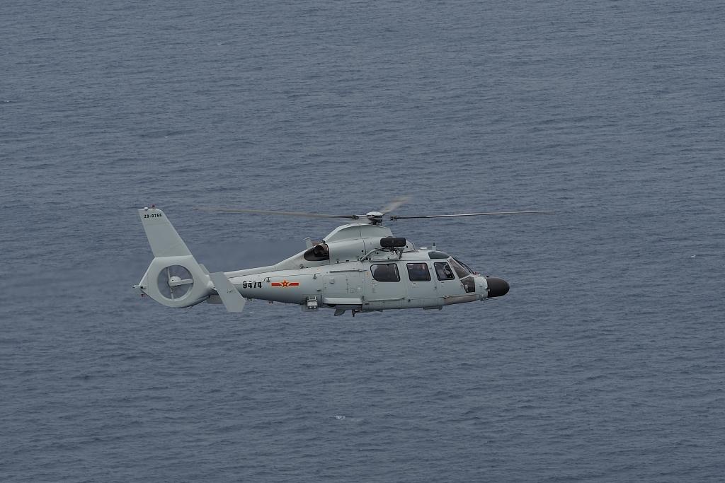 中新海军联合演习圆满结束