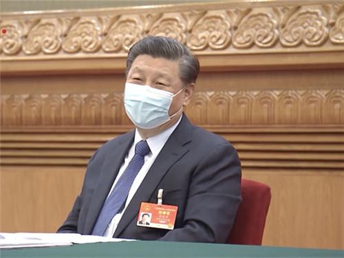 """【習近平總書記兩會""""下團組""""】""""我很牽掛玉樹"""""""