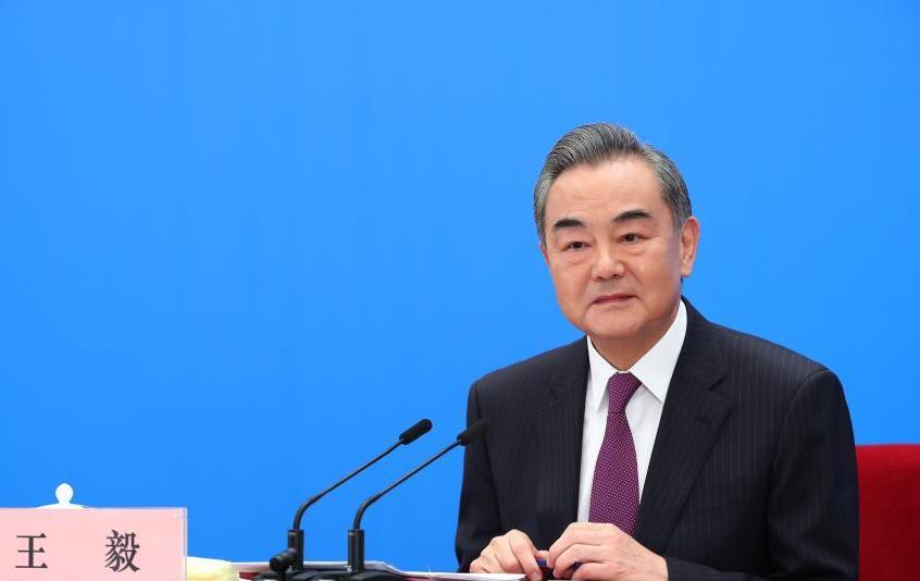 回放:国务委员兼外交部长王毅答记者问