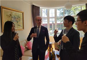 卢森堡驻华大使:想亲眼看三星堆!