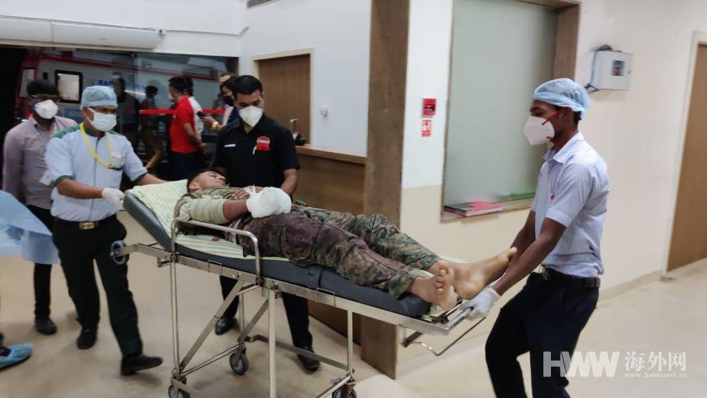 印度安全部队遭袭致死人数上升到22人