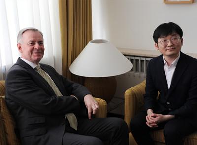 奥地利驻华大使最爱听《茉莉花》