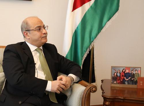 约旦驻华大使:胡萨姆·侯赛尼