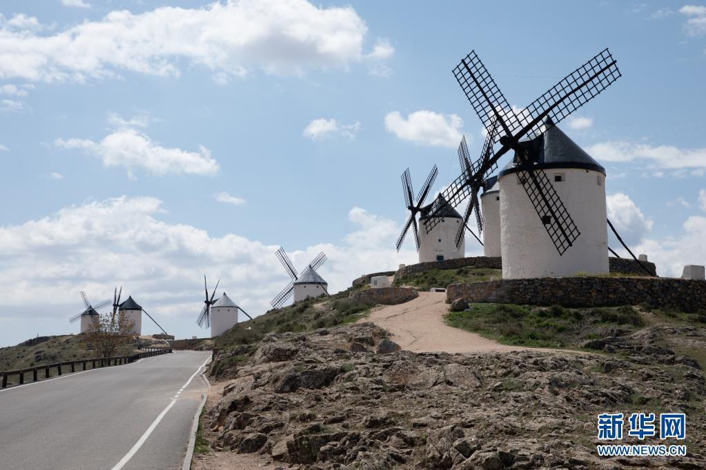 走进西班牙的风车小镇