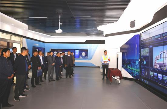 河南举行建设安监系统现场观摩会
